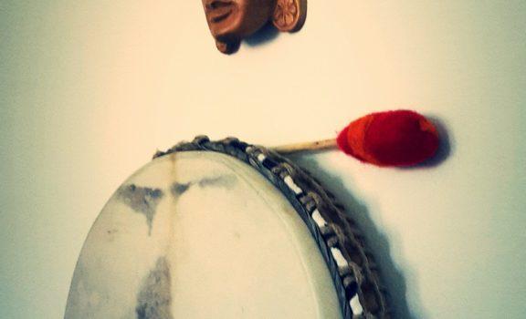 Meine Trommel und ich